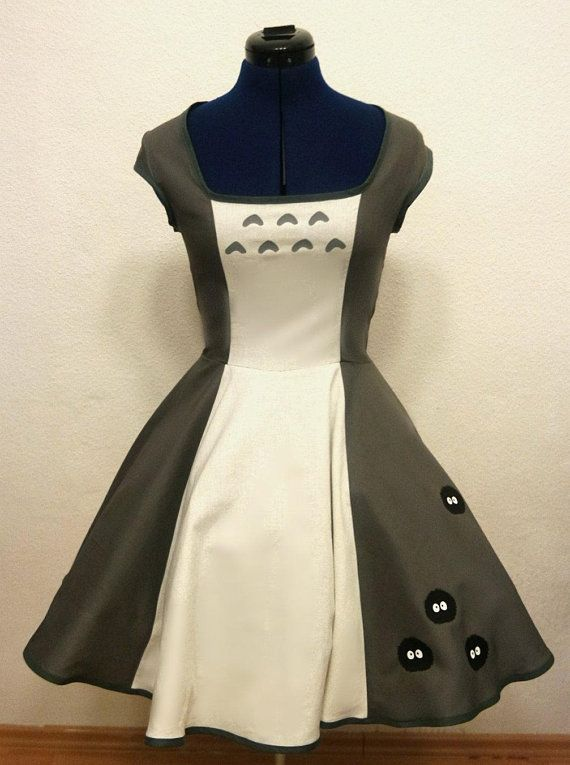Photo of fluffy neighbor casual cosplay dress
