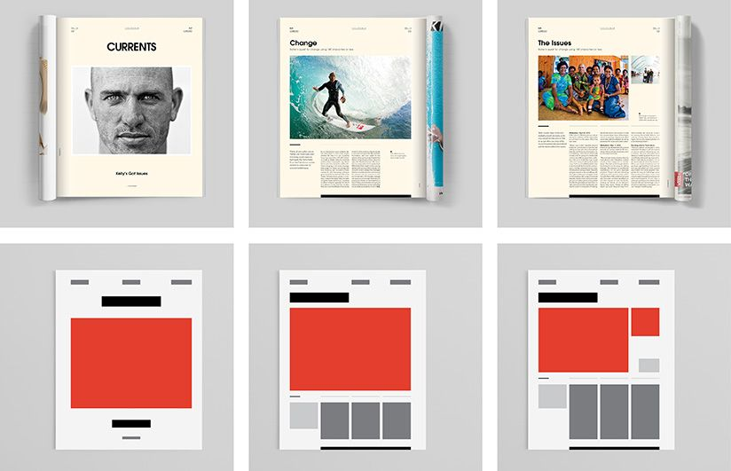 Modern Design Magazine 54 fantastic and modern magazine design layouts to inspire you