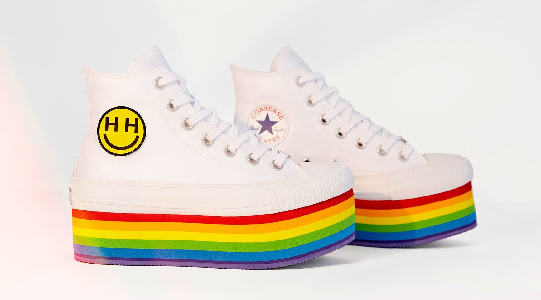 Miley Cyrus × Happy Hippie Foundation × Converse  cbe80ed3b
