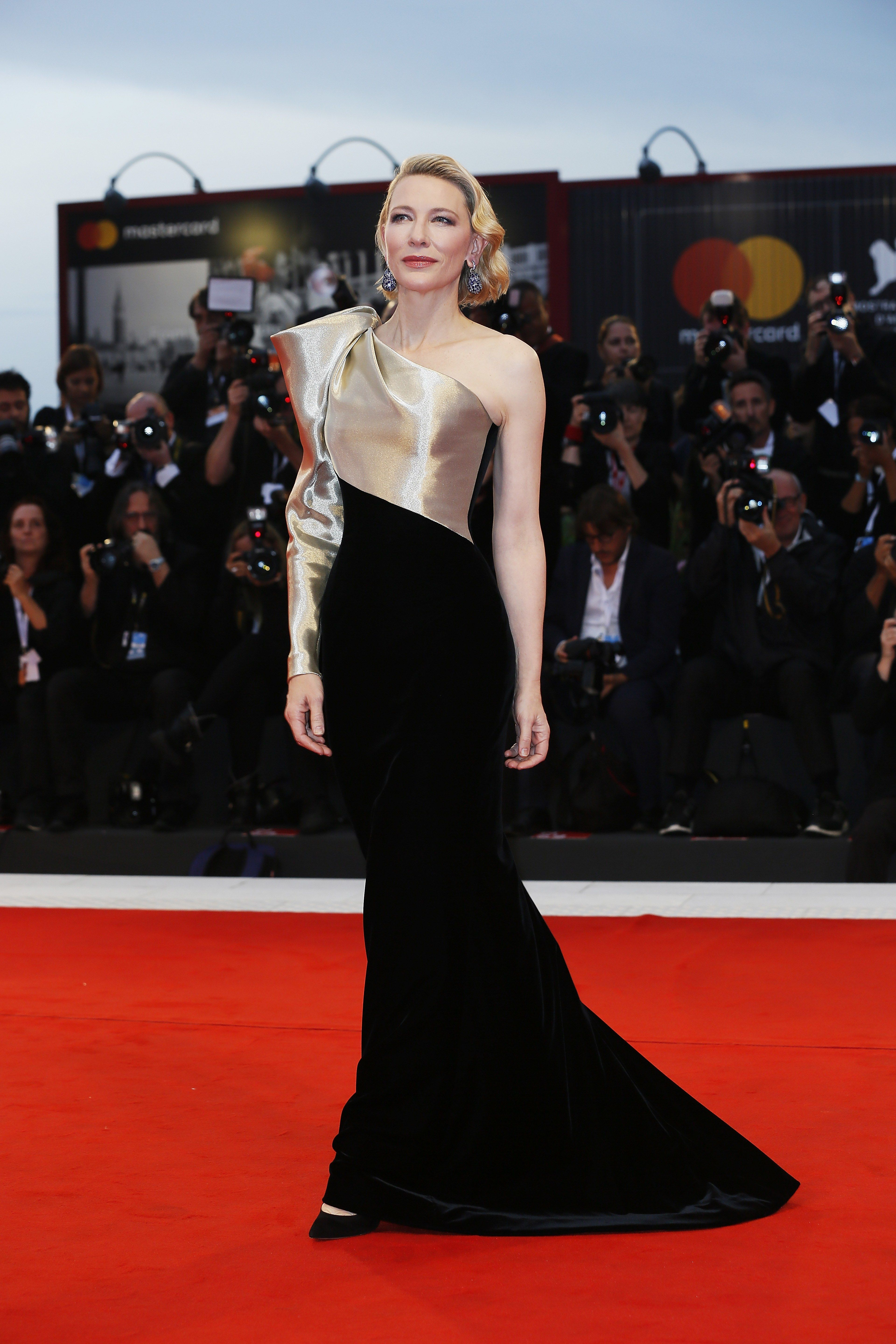 e550baeaa8d4 WHO  Cate Blanchett WHAT  Armani Privé