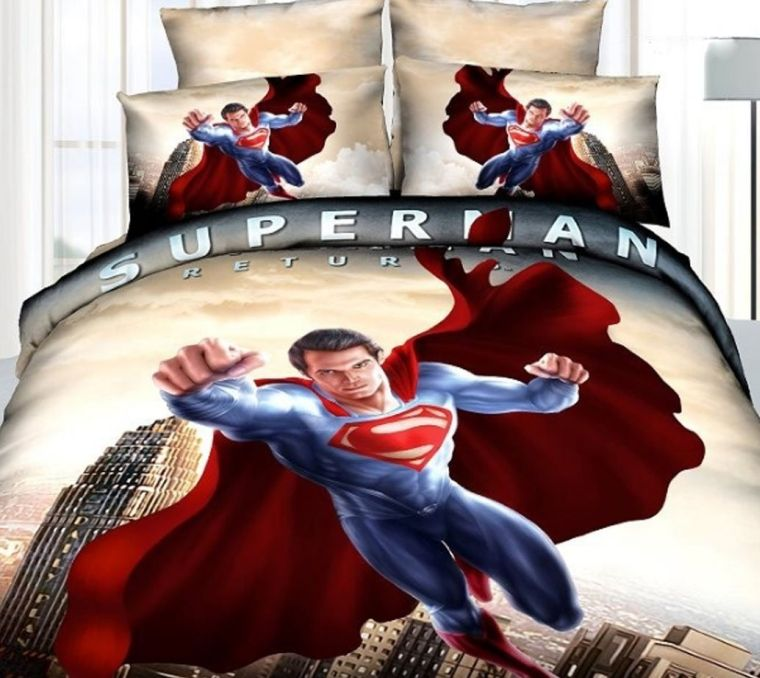 Superman Bedding Set Superman Room Superman Bedding Sets