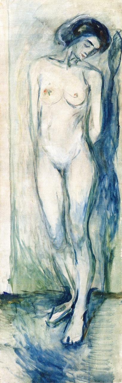 Edvard Munch - 1927-1929, Krotkaja. Munch-museet