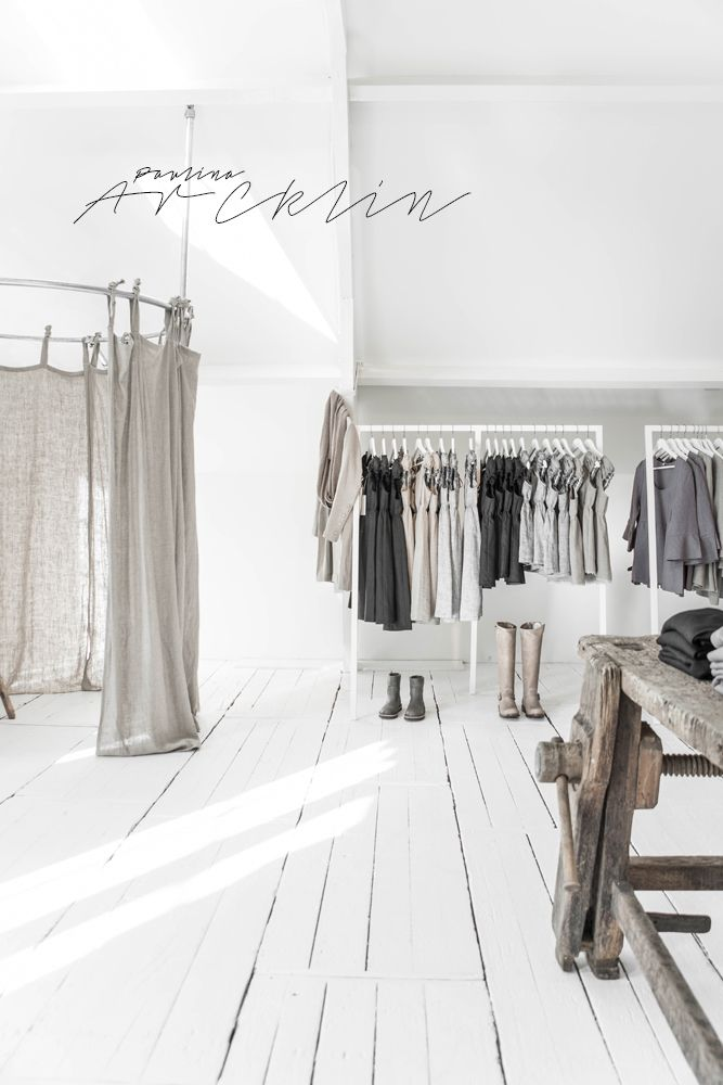 Paulina Arcklin @bypiaslifestyle store in Laren, The Netherlands