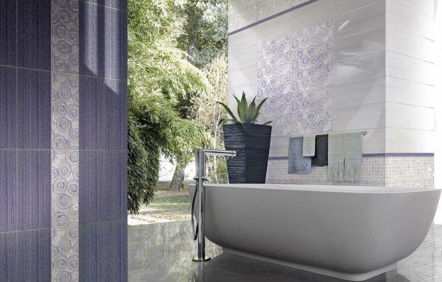 Fliesenmuster fürs Bad \u2013 25 Designs mit italienischem Flair Pinterest - badezimmer fliesen muster