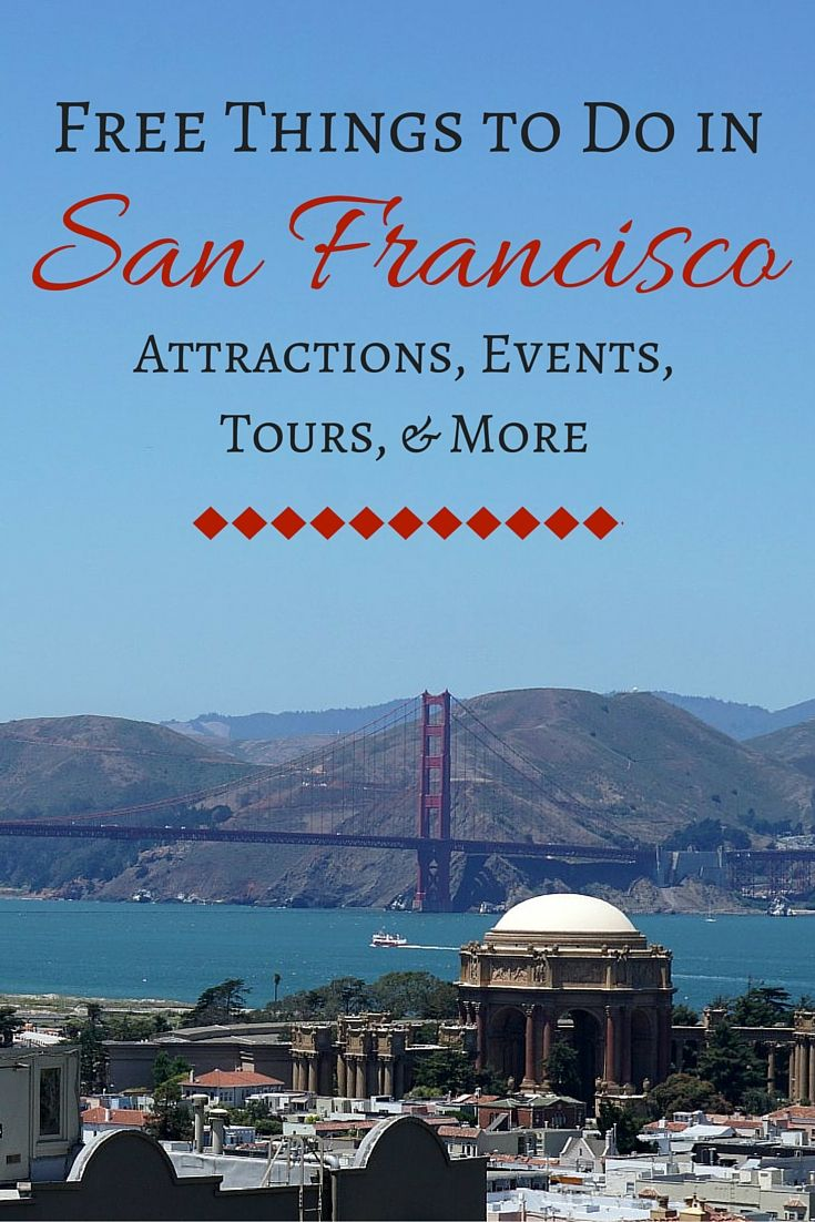 Free Cheap Sf >> Free Things To Do In San Francisco Tours Events More Trips To