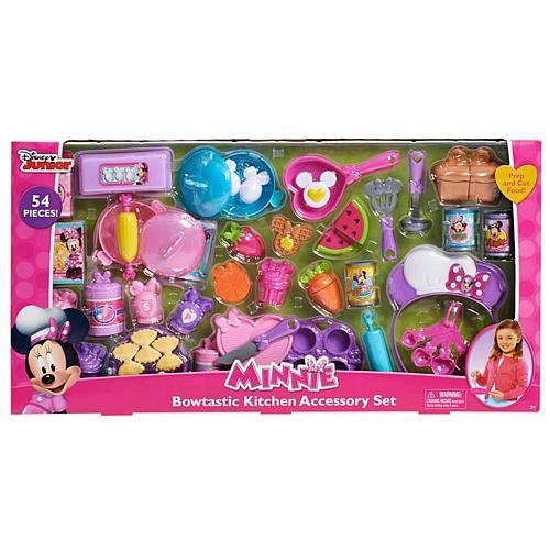 minnie minis kitchen accessory set brooklyn u003c3 pinterest rh pinterest com minnie mouse play kitchen accessories Minnie Mouse Kitchen Play Center