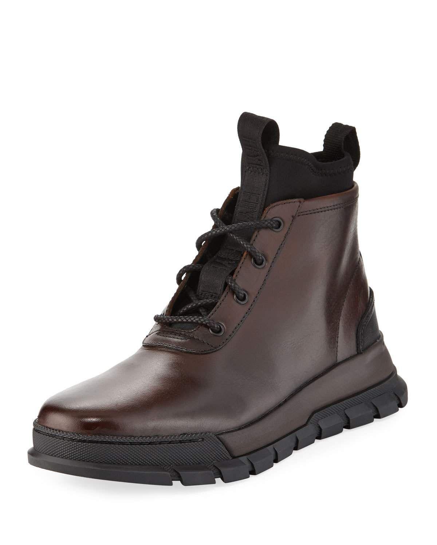 Men 2020 Shoe Ideas FRYE MEN'S CONCEPT LEATHER CHUKKA BOOTS. #frye #shoes | Top shoes