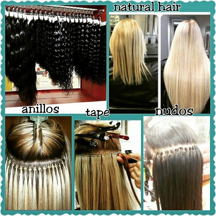 All types of hair extension cell-305-3005777 Adriana