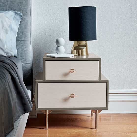 Curved Terrace Nightstand In 2019 Furniture Luxury