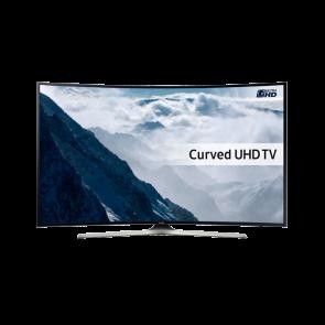 Samsung 55'' Curved UHD HDR Ready Smart TV UE55KU6100