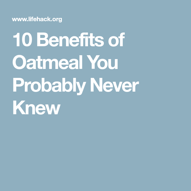 88d2258aaf7a 10 Benefits of Oatmeal You Probably Never Knew Deadlift Benefits