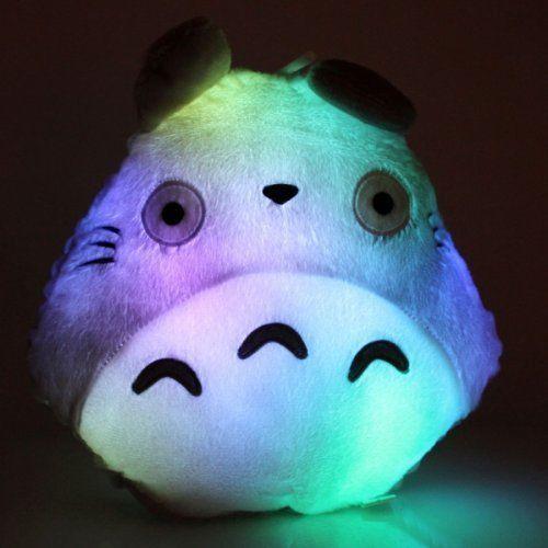 E-MART-NEW-HOT-Totoro-Shape-LED-Light-Up-Colorful-Pillow