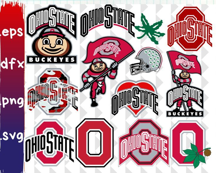 ohio state buckeyes logo College Basketball