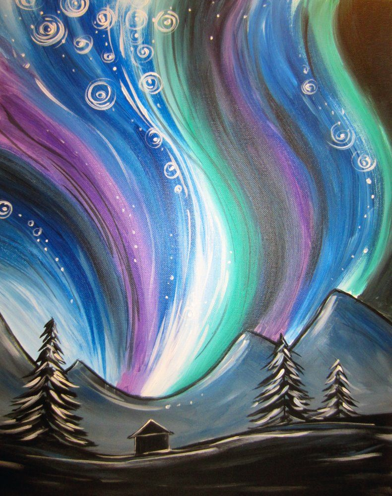 Pick A Painting For Your Next Private Paint Party | Muse Paintbar