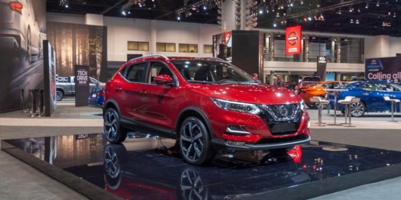 2020 Nissan Rogue Sports Preview & Price Estimate Nissan