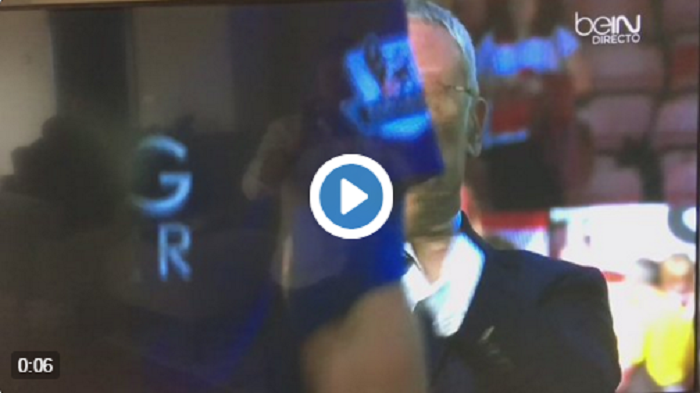 Video Claudio Ranieri shed tears after crucial 20 win