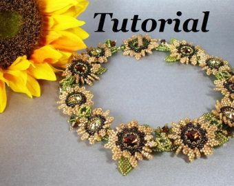 TUTORIAL Great Balls of Spikes Beadwoven by SarahCryerBeadwork