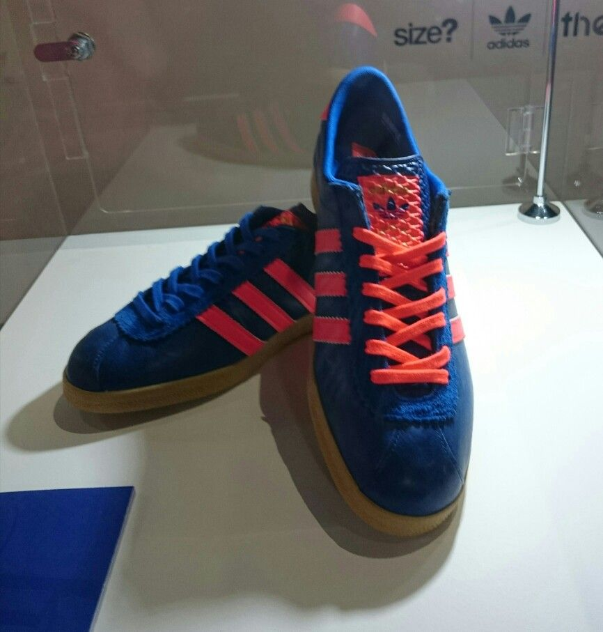 Dublin 1/500 on display at the Size? - adidas exhibition