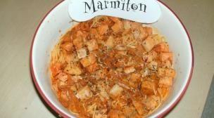 Pâtes à l'espadon (recette de Zia Mela de Sicile)