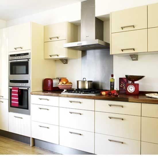 Cream Kitchen Ideas That Will Stand: Kitchen Design, Urban Kitchen, Exposed
