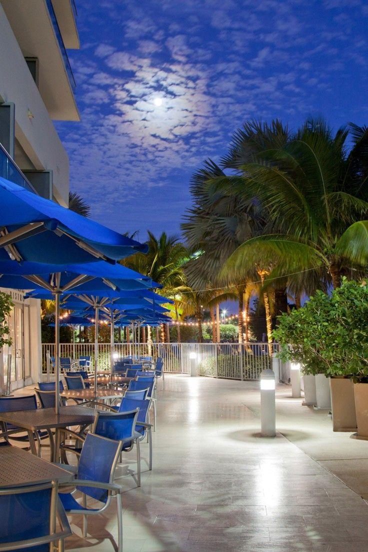 Crowne Plaza Hotel Hollywood Beach Resort Florida