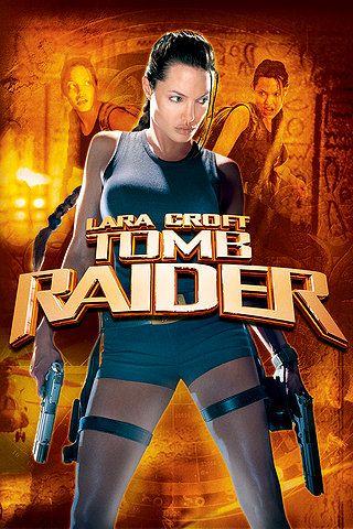 Lara Croft Tomb Raider 2001 Tomb Raider Movie Tomb Raider