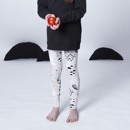 Finnish design <3 Metsänpoikanen -legging from PAPU!