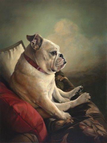 Teresa Elliott Artist Canine Art Animal Paintings Dog Portraits