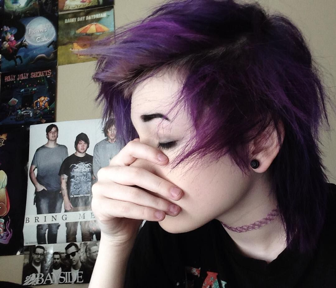 I Really Need To Re Dye My Hair I Dont Know What Color I Might Just