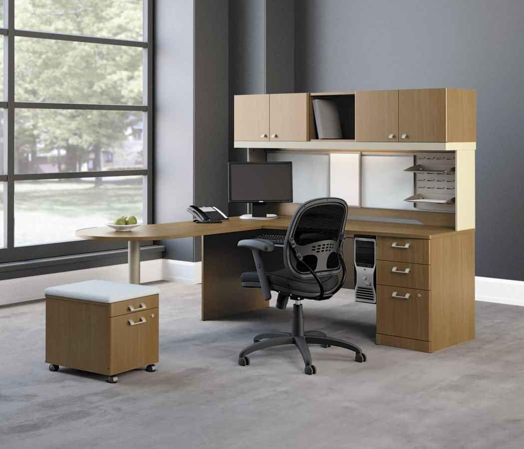 - Marvelous Computer Desk With Drawer Designs Inspiration : Elegant