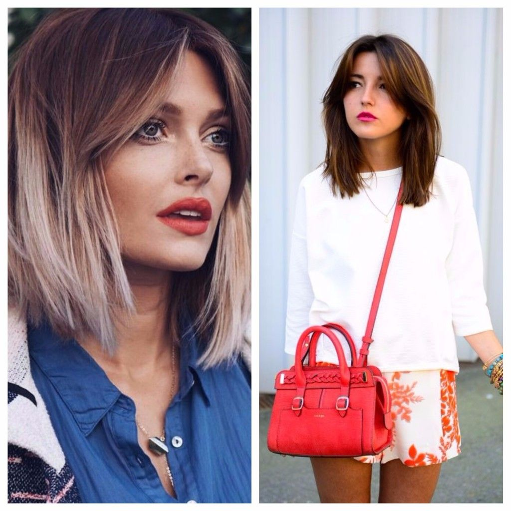 Layered Long Bob With Curtain Bangs Bangs With Medium Hair Hairstyles With Bangs Curtain Bangs