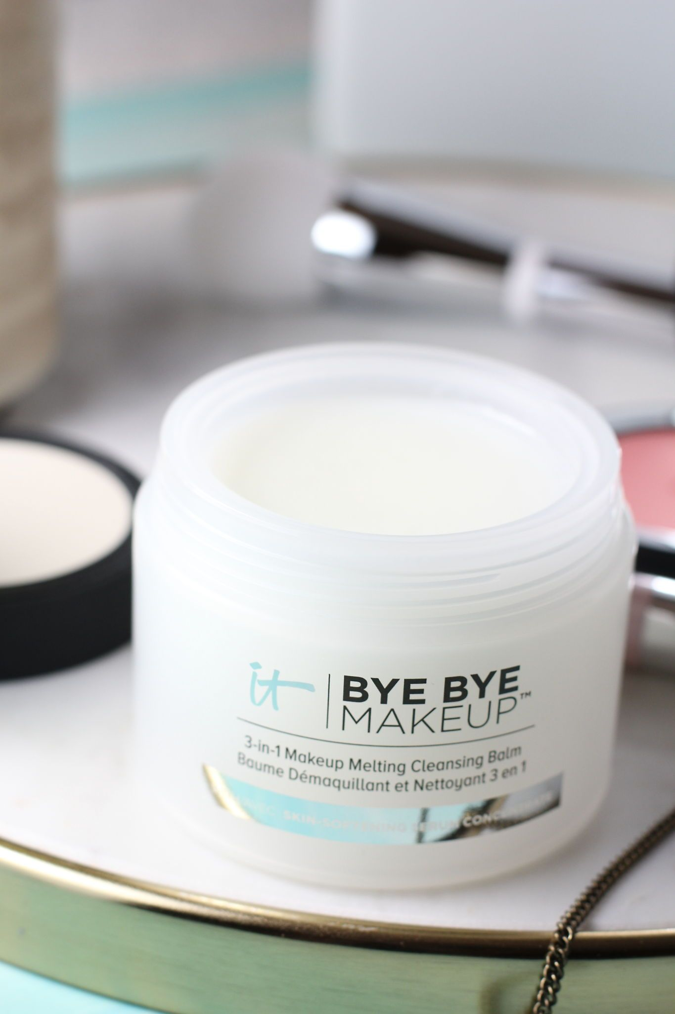 It Cosmetics Bye Bye Makeup 3in1 Makeup Melting
