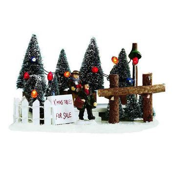 Pin by Jimmy Wade on Christmas Tree Lot figurines   Pinterest ...