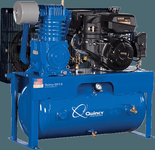 QT Reciprocating air compressor