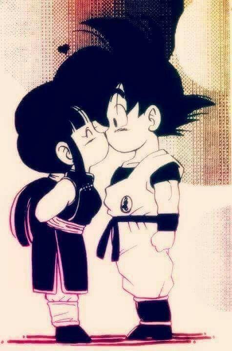 Gaku And Bulma Anime Dragon Ball Super Dragon Ball Tattoo Dragon Ball Goku