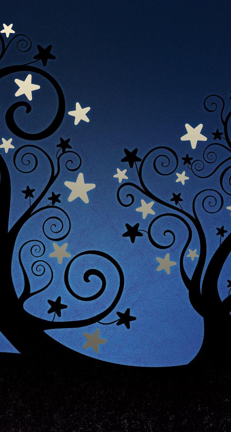 Christmas Starleaves wallpaper - Free Desktop HD iPad iPhone wallpapers   Flowery wallpaper ...