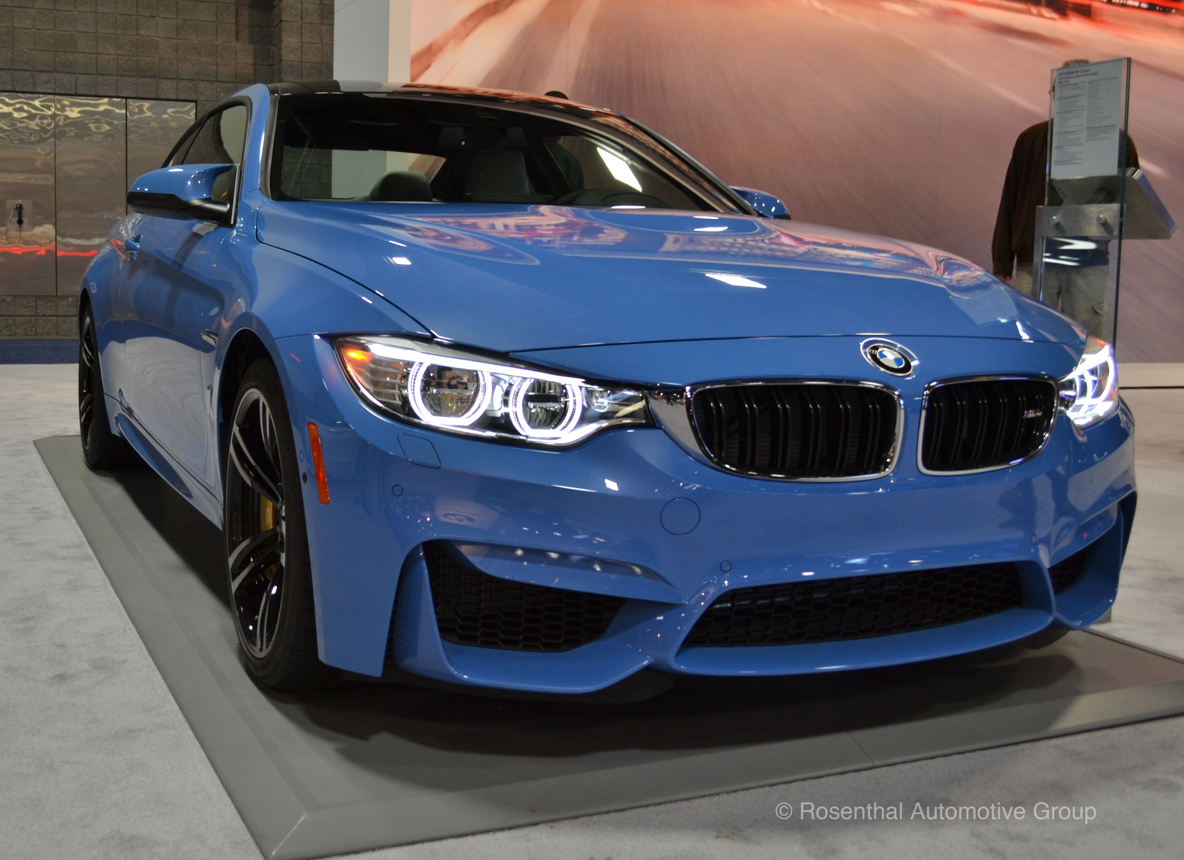 M4 at the DC Auto Show BMWofAlexandria BMW Bmw for