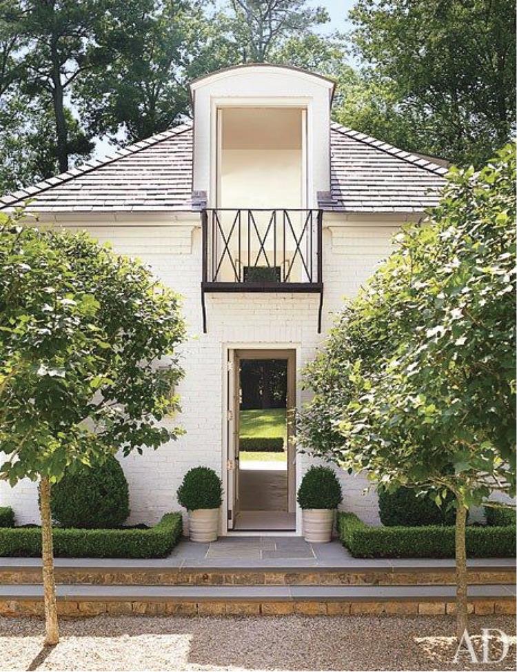 Captivating Design: Suzanne Kasler Via Architectural Digest