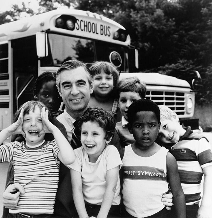 Mr Rogers Talked To Kids In A Secret Language Called Freddish And The Rules Are Very Simple Mr Rogers Quote Fred Rogers People Who Help Us