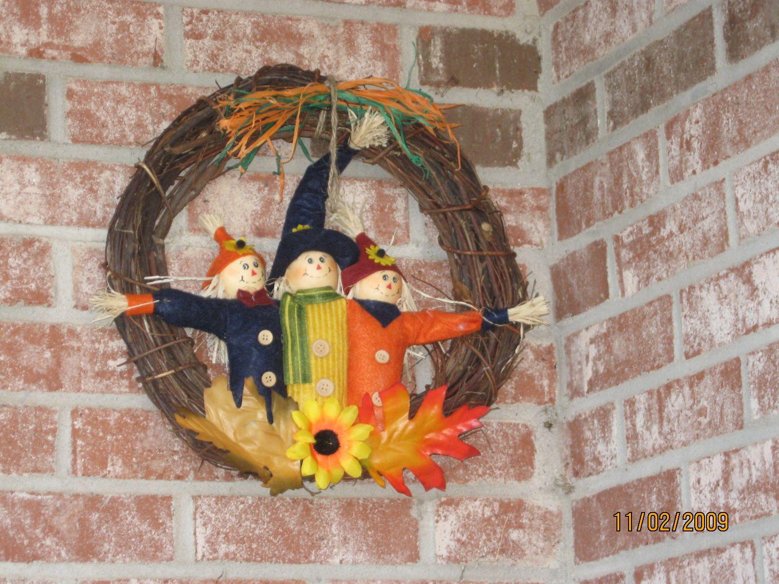 Halloween Decorations My Home Pinterest