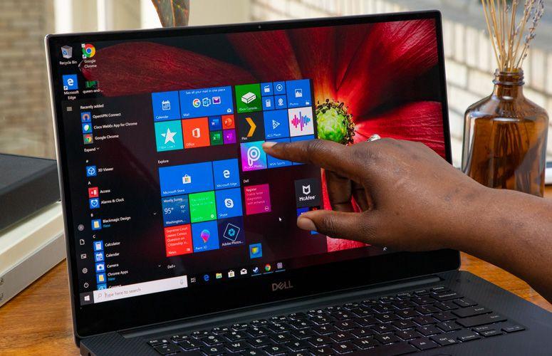 مميزات لاب توب ديل الجديد Xps 15 Dell Core I7 I9 Dell Xps Laptops Review Macbook Pro Skin