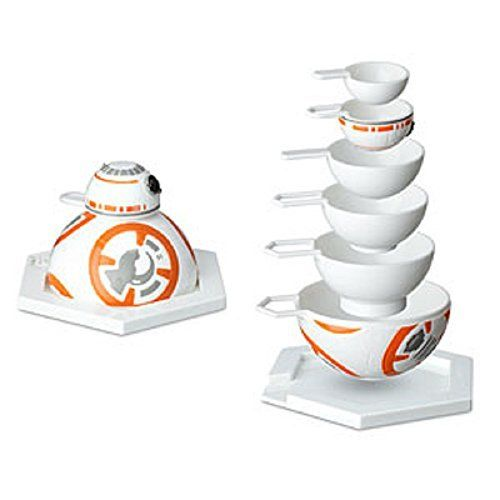 Star Wars BB 8 Measuring Cup Set   Cool Kitchen Gifts