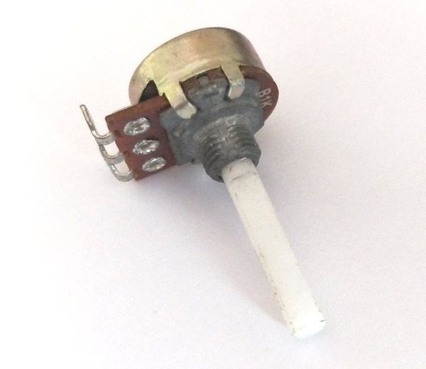 10k Potentiometer Electronics Components Resistors Explained