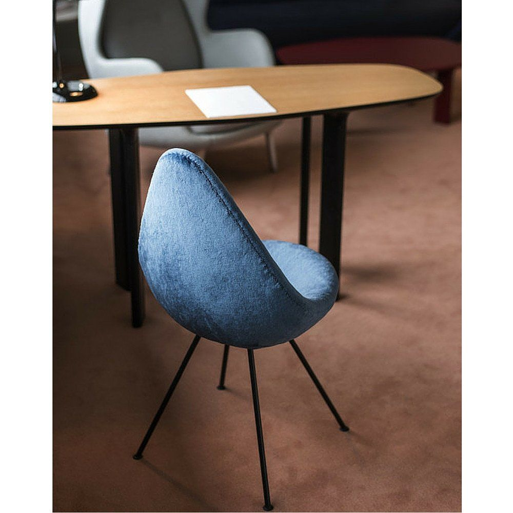 Arne jacobsen drop chair - Arne Jacobsen Drop Chair