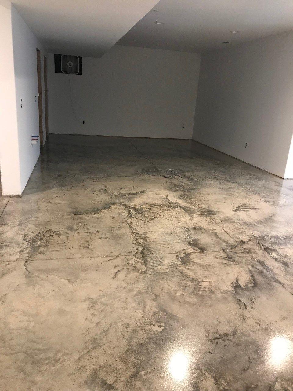 Private Site Cement Floor Flooring Concrete Floors