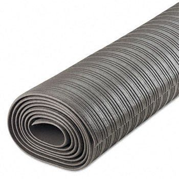 New Ribbed Anti Fatigue Mat Vinyl 36 X 120 Gray Fl3610gy By Crown 127 76 141 Are You And Your Workers On You Anti Fatigue Mat Fatigue Flooring Vinyl