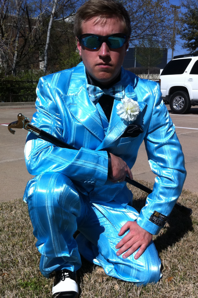 Prom Tuxedos And Suits | Dallas Vintage and Costume Shop | Male ...