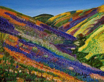 God Splilled Paint By Josephine Kuhn Fuente Com Imagens Natureza Beleza Mulheres