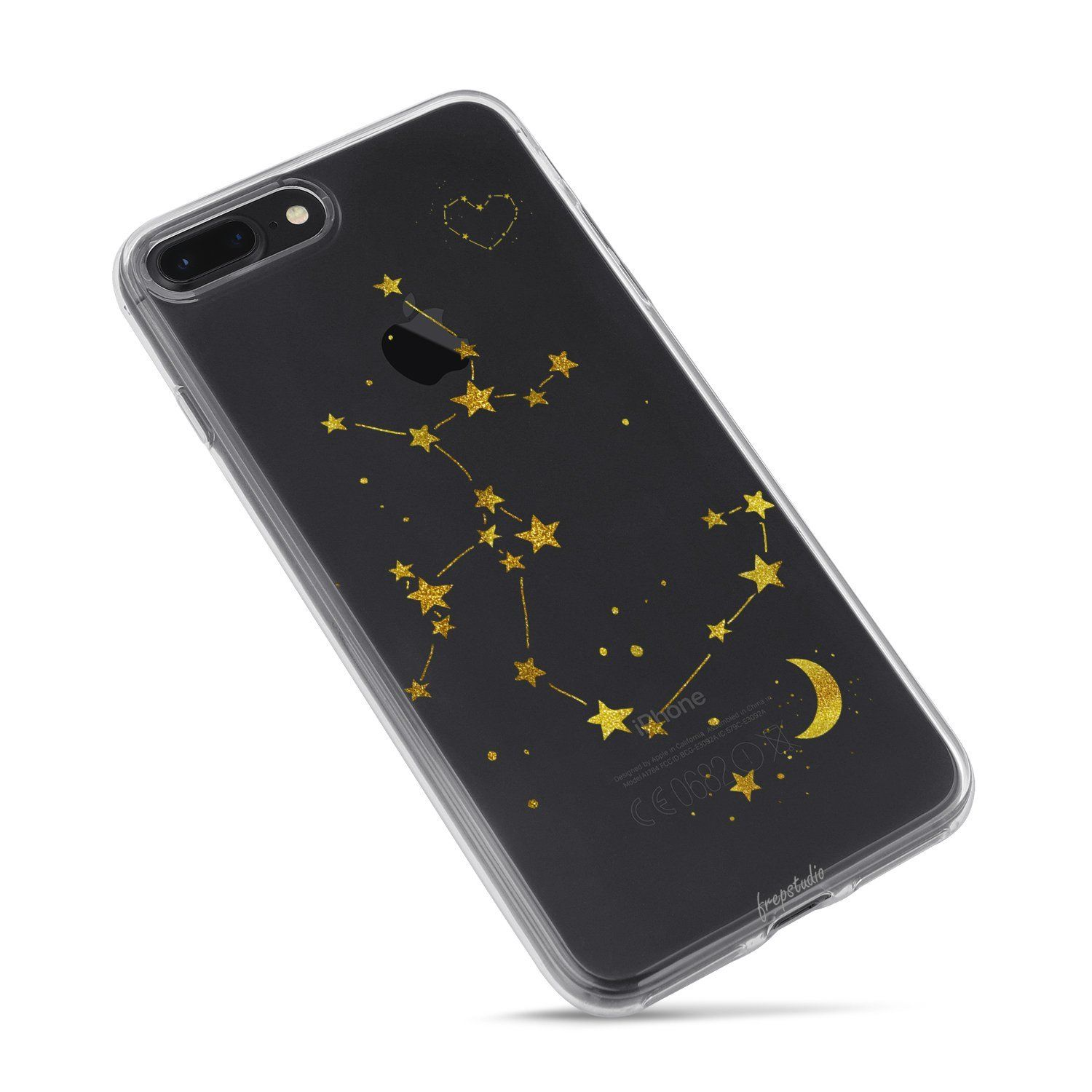finest selection e6eef 42490 iPhone 8 Plus Case Galaxy Zodiac,Cute Sagittarius iPhone 8 Plus ...