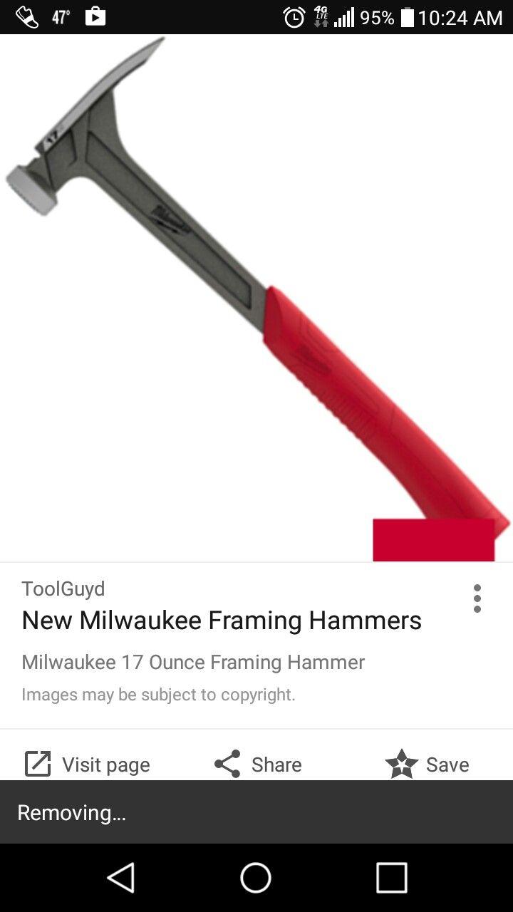 Pin By Josh Stewart On Milwaukee Tools Milwaukee Tools Framing Hammer Tools